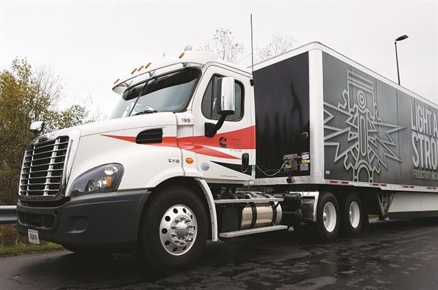 Test Drive Cummins X12 Diesel Engine Version 20 - Equipment