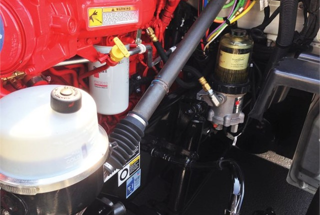 The Case for Fuel Filtration - Fuel Smarts - Trucking Info