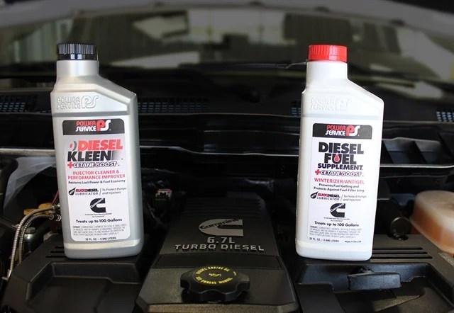 Cummins Endorses Two Fuel Additives - Fuel Smarts - Trucking Info