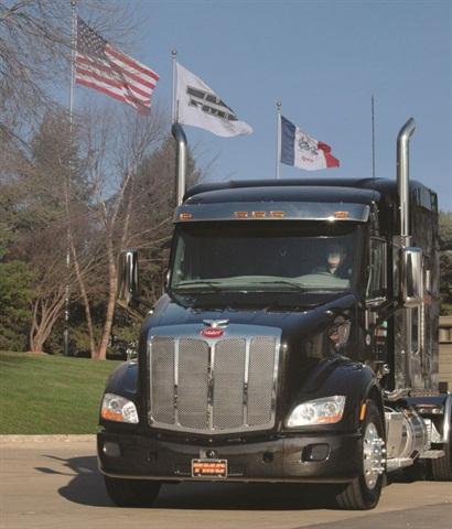 TMC Transport Buying 1,500 Peterbilt Model 579s - Equipment - tmc trucking pay