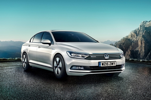 Road Test Volkswagen Passat Bluemotion Fleet World