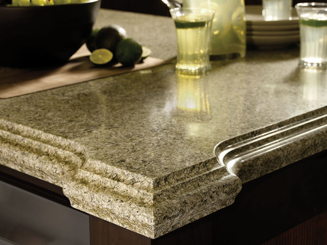 Can You Bleach Granite Countertops Keeping It Clean Quartz And Natural Stone Cleaning Tips
