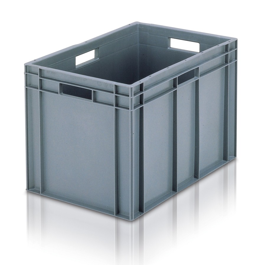 Plastikkisten Stapelbar Euro Stacking Containers - Plastic Crates - Stackable