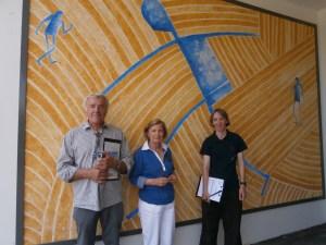 Le jury 2013 du Concours Nationale des Villes et Villages Fleuris