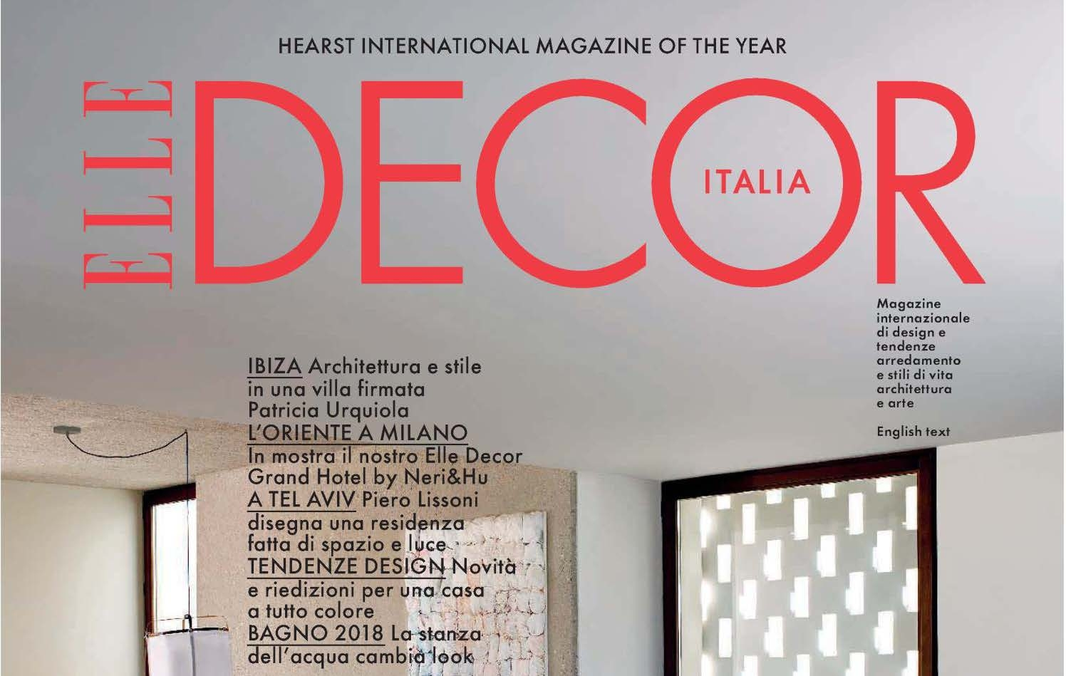 Elle Decor Italia Italy Elle Decor