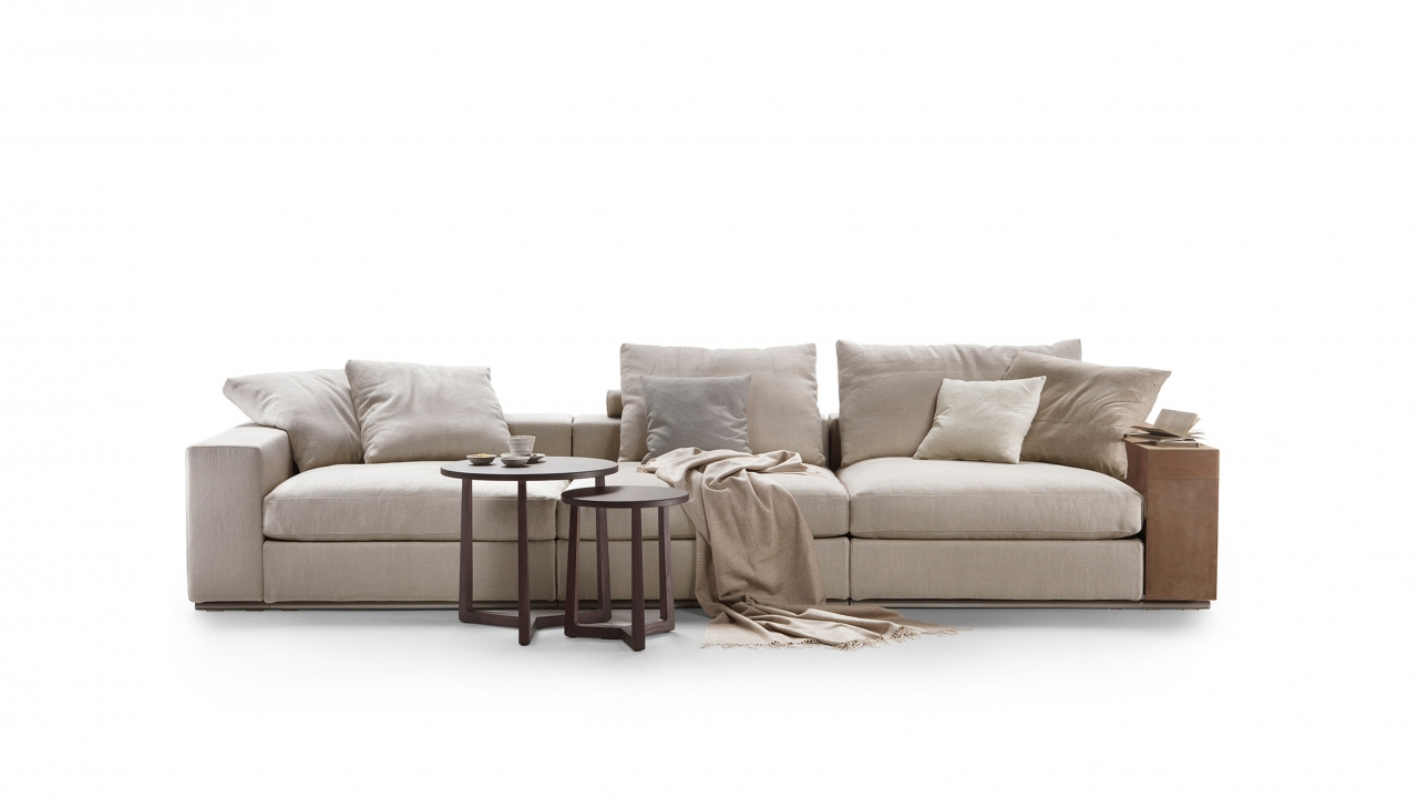 Flexform Sessel 15 Years Of The Groundpiece Sofa