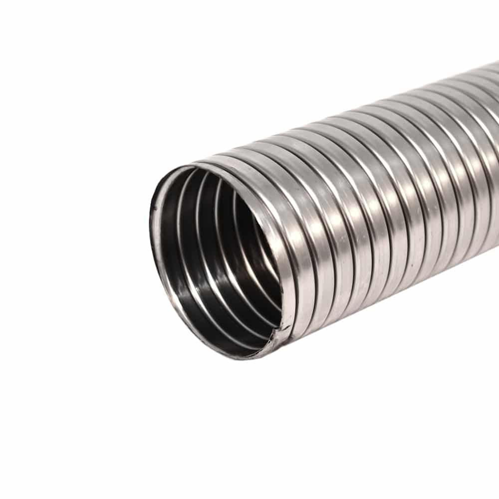 Flexible Rohre Stainless Steel Flexible Tube Interlock Type