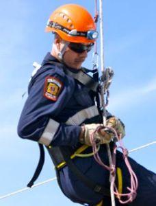 Technical Rope Rescue – Technician Bridge