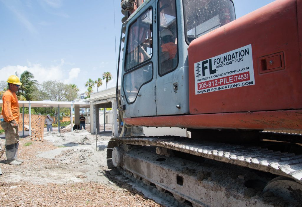 Introduction of Auger Cast Piles \u2013 FL Foundation Auger Cast Piles