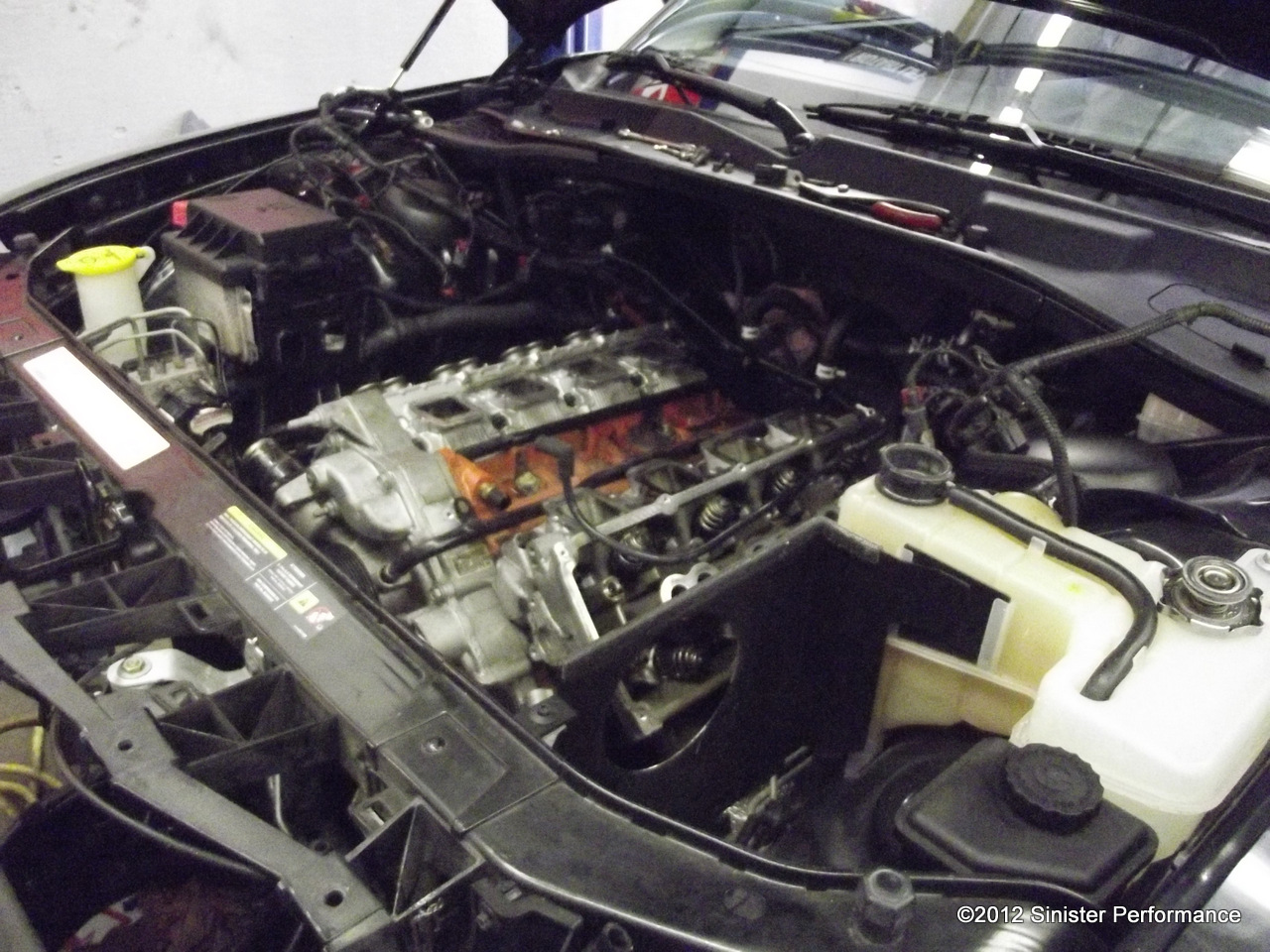 Fineline Imports 402 Whp All Motor 2006 Charger Srt8 Fli Tuned Sinister