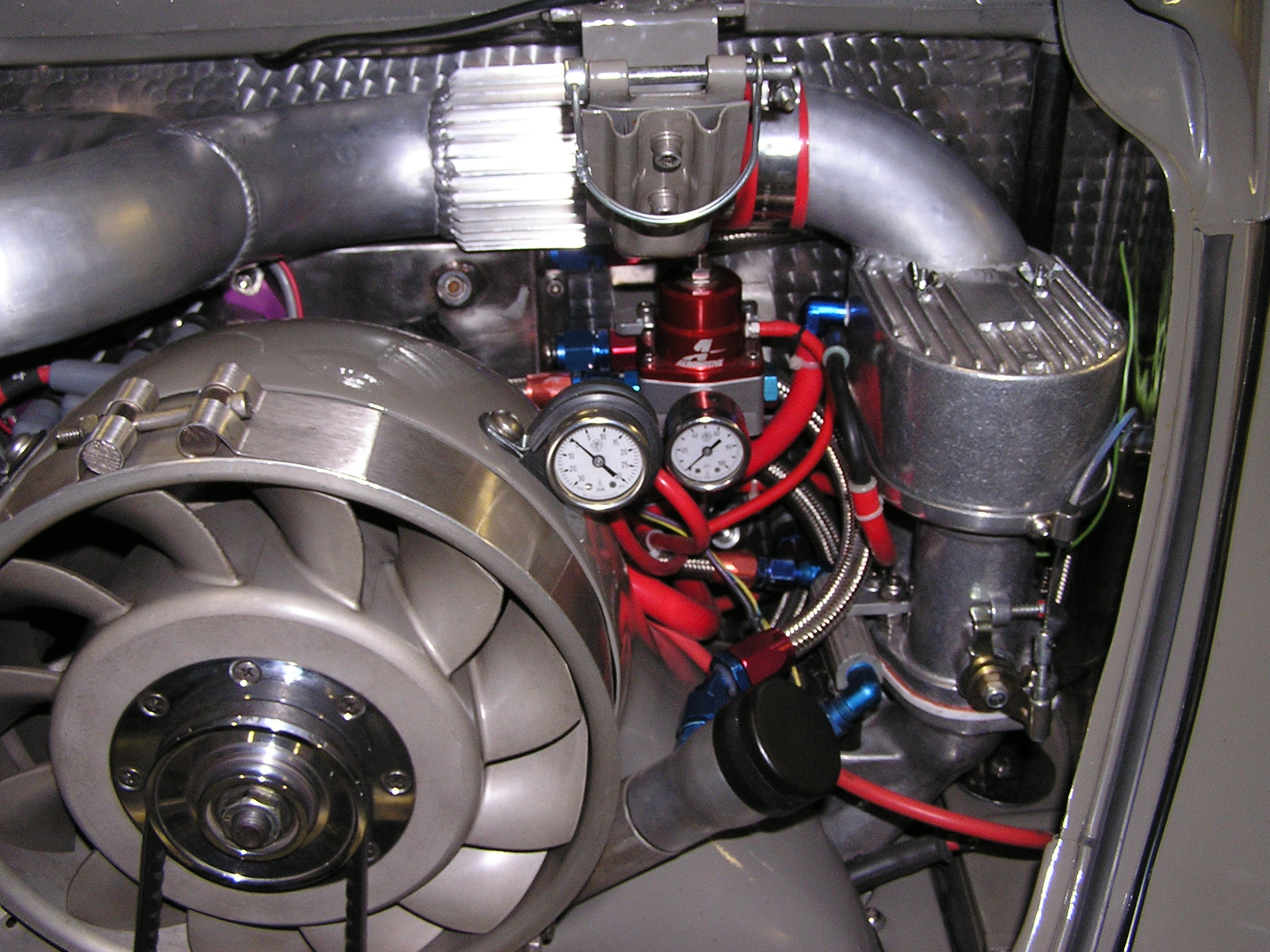 Fineline Imports 1959 Vw Euro Fully Built Turbo Air Cooled Beetle