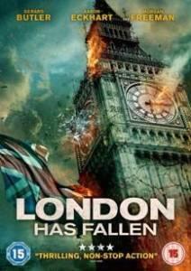 LondonHasFallenDVD
