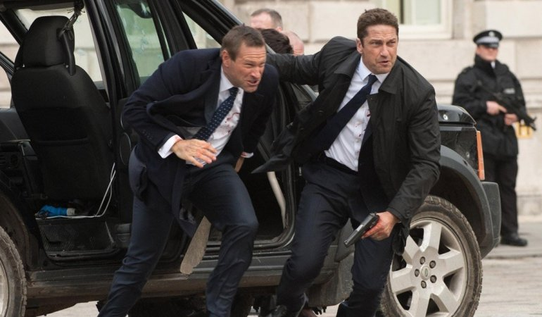 Win London Has Fallen DVDs