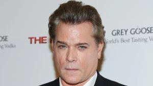 """NEW YORK, NY - APRIL 29:  Ray Liotta attends the """"The Iceman"""" screening presented by Millennium Entertainment and GREY GOOSE at Chelsea Clearview Cinemas on April 29, 2013 in New York City.  (Photo by Rob Kim/Getty Images)"""