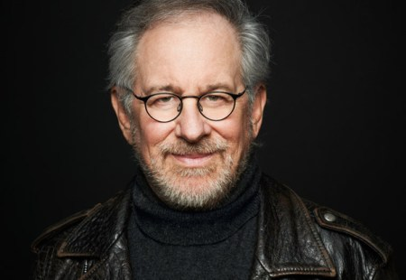 Steven Spielberg, the director of Lincoln (2012)