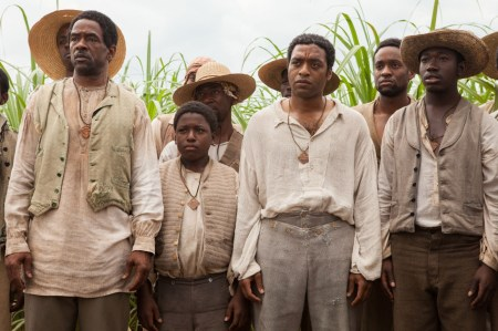 Chiwetel Ejiofor leads an ensemble cast in Oscar favorite 12 Years A Slave (2013)