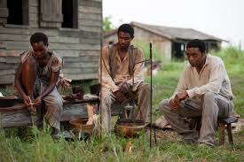 Chiwetel Efijior and Lupita Nyong'o star in Oscar frontrunner 12 Years a Slave (2013)
