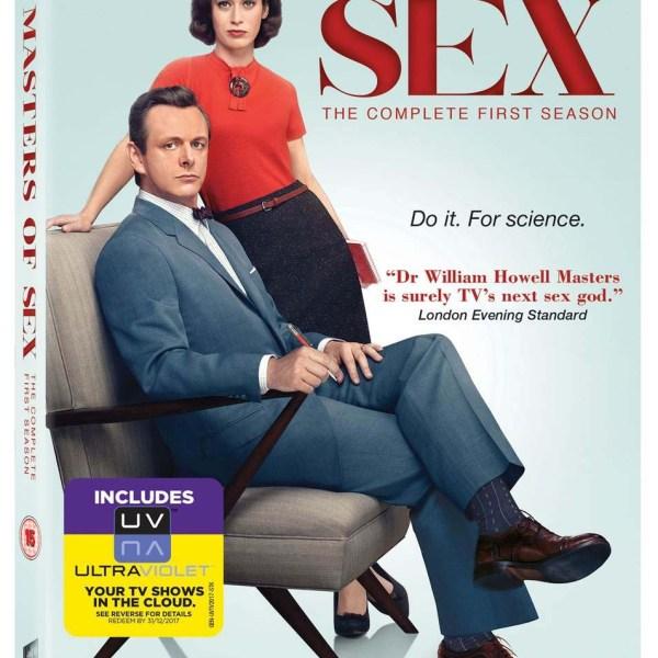 Masters of Sex Season 1 DVD