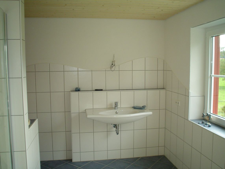 Badezimmer 2 X 3 Meter Une Salle De Bains Chic Et Contemporaine