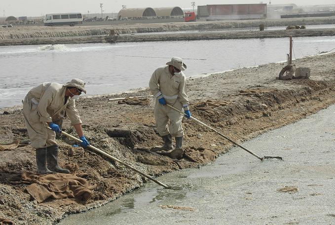 Kandahar Air Field Poo Pond Defies Attempts To Close It