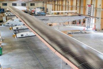 Jean Revillard for Solar Impulse 2 via AP Images