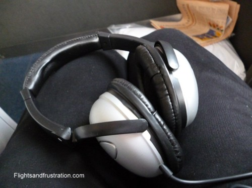 Delta headphones