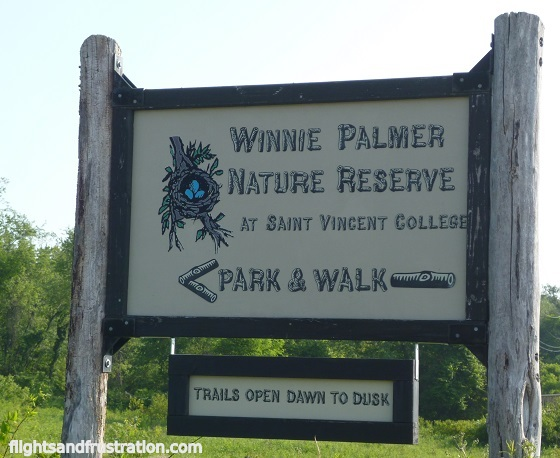 Winnie Palmer Nature Reserve  Walzer Way Latrobe Pa