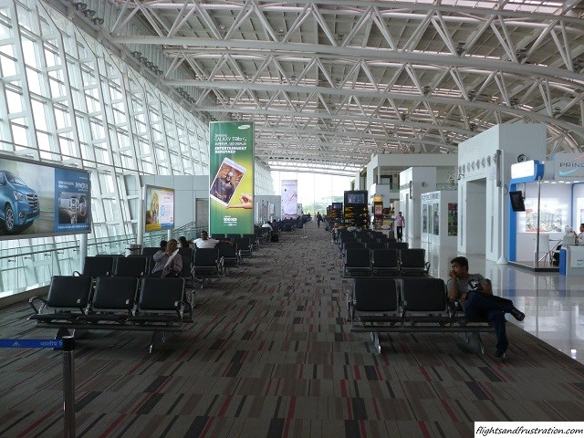Travel Air Chennai Chennai Airport Domestic Terminal Is A Dream
