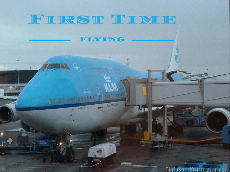First Time Flying - what you need to know if you've never flown before
