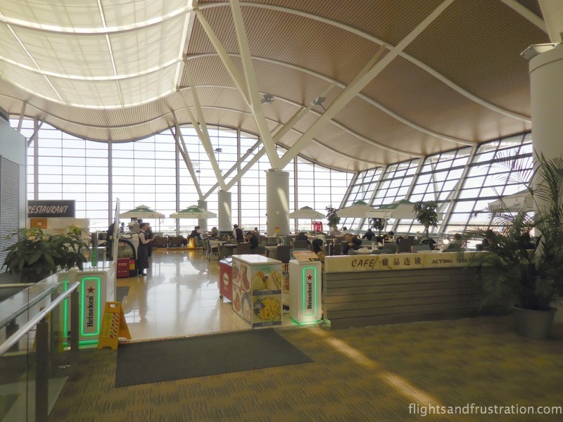 Hotel Inside Shanghai Pudong Airport