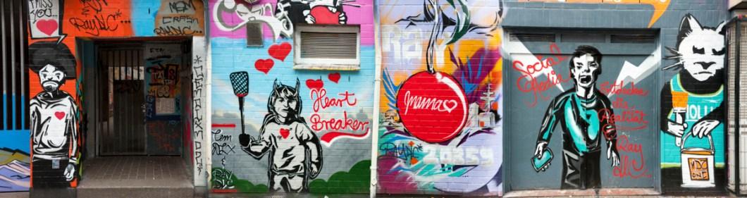 Hamburg St Pauli Tour Street Art