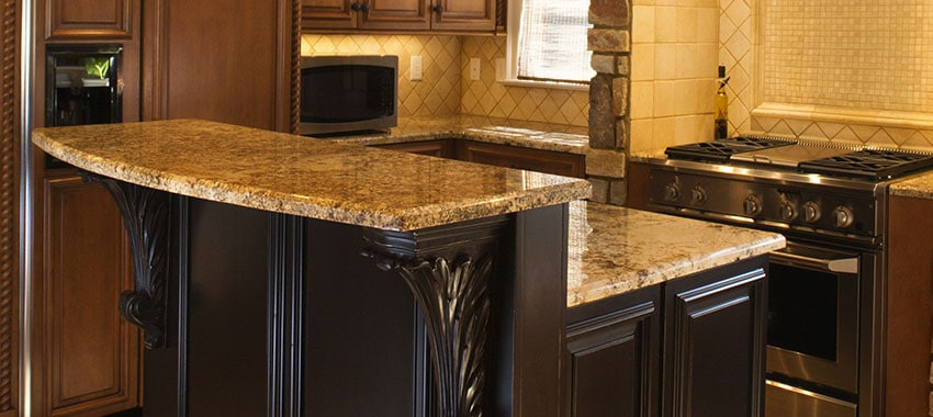 How To Fix Problems With Kitchen Countertops Flintstone