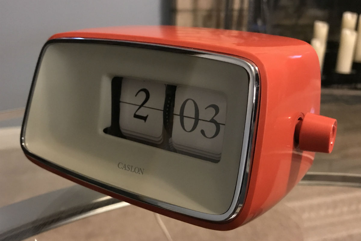 Flip Clock The Caslon 201 Perhaps The First Commercially Successful Flip