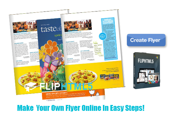 How to Make a Flyer online? - how to make online flyers