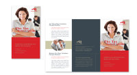 10 Professional Accounting Brochures Templates for Companies