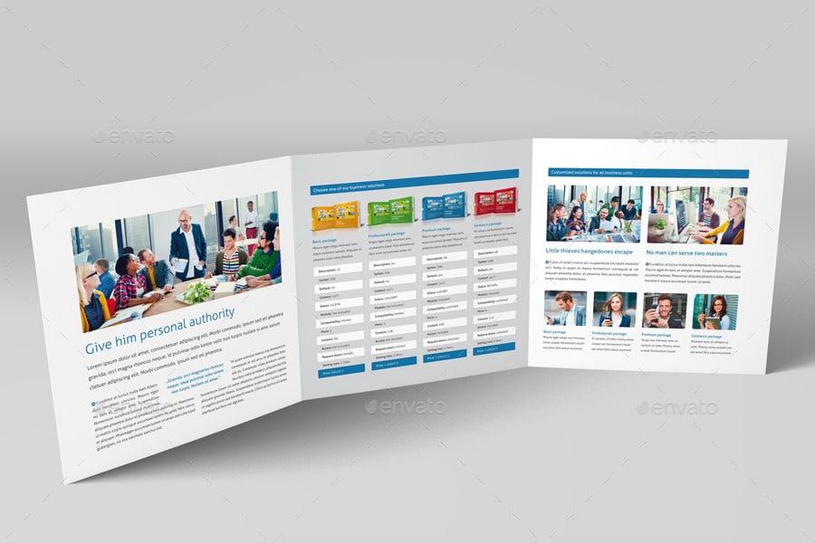 10 Attractive Sale Brochure Templates for Designers _ - sales brochure template