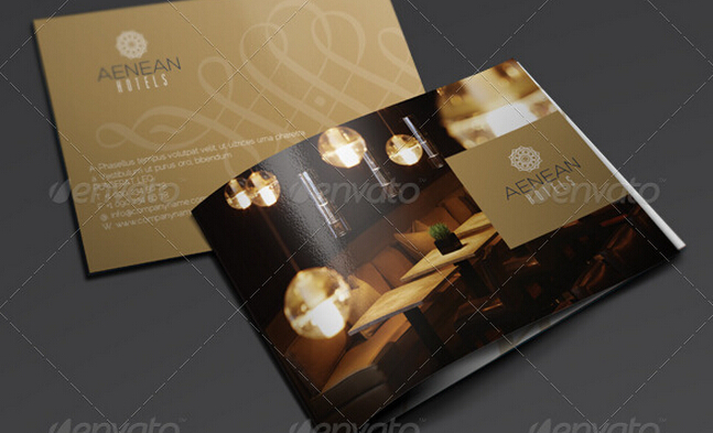 10 Glorious Hotel Brochure Templates to Amaze Your Audiences \u2013 PSD - hotel brochure template