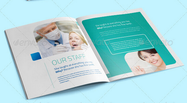 10 Professional Clinic Brochure Templates to Introduce Your Clinic