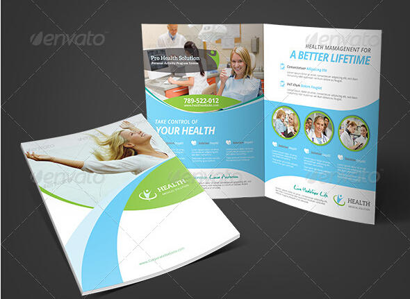 8 Modern Medical and Healthy Brochure Templates-Free Adobe INDD/PSD