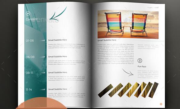 10 Excellent Booklet Design Templates for Flourishing Business \u2013 PSD - free pamphlet design