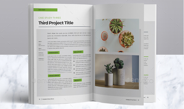 10 Excellent Booklet Design Templates for Flourishing Business \u2013 PSD - free booklet template