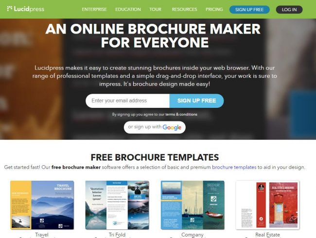 7 Best Software to Make Brochures to Drive Sales _