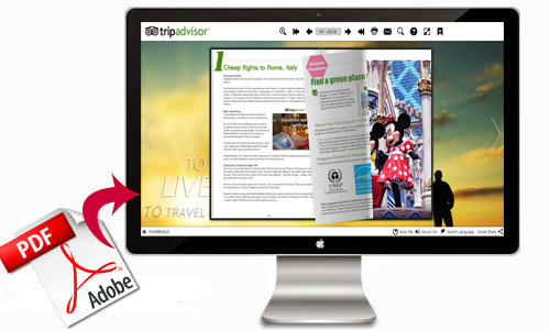 Top 6 Brochure Makers Free Download to Make Kids Brochure _