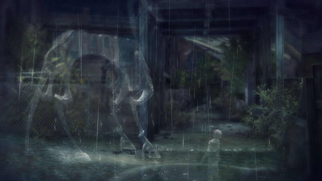 Wallpaper Of Alone Girl In Rain Rain Part 2 Visual Mechanics Of Invisible Visible Games