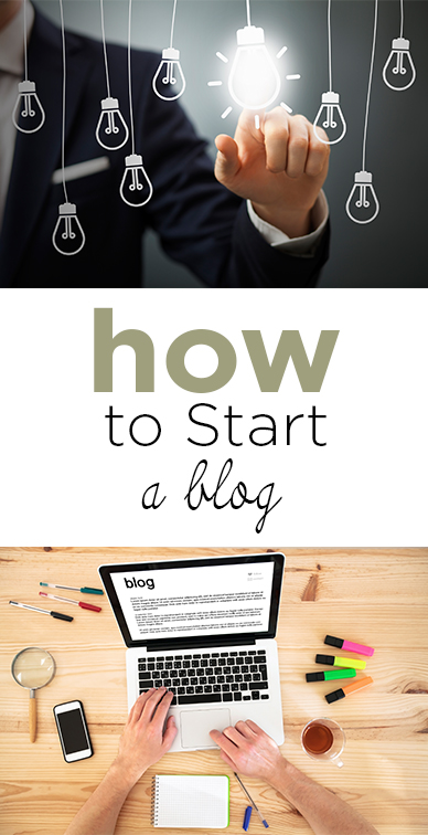 Start a blog, how to start a blog, easy ways to blog, how to blog, popular pin, easy blogging, how to make money online.