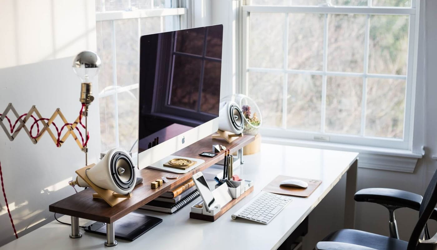 Eye Popping Home Office Setup Ideas Flipside Nation