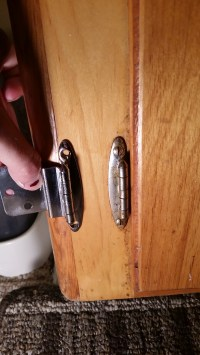 Cleaning Cabinet Hardware Naturally - Flip This Rental