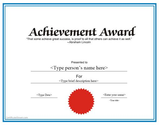15+ Certificate Designs for Your Inspiration \u2013 Flirting w/ eLearning
