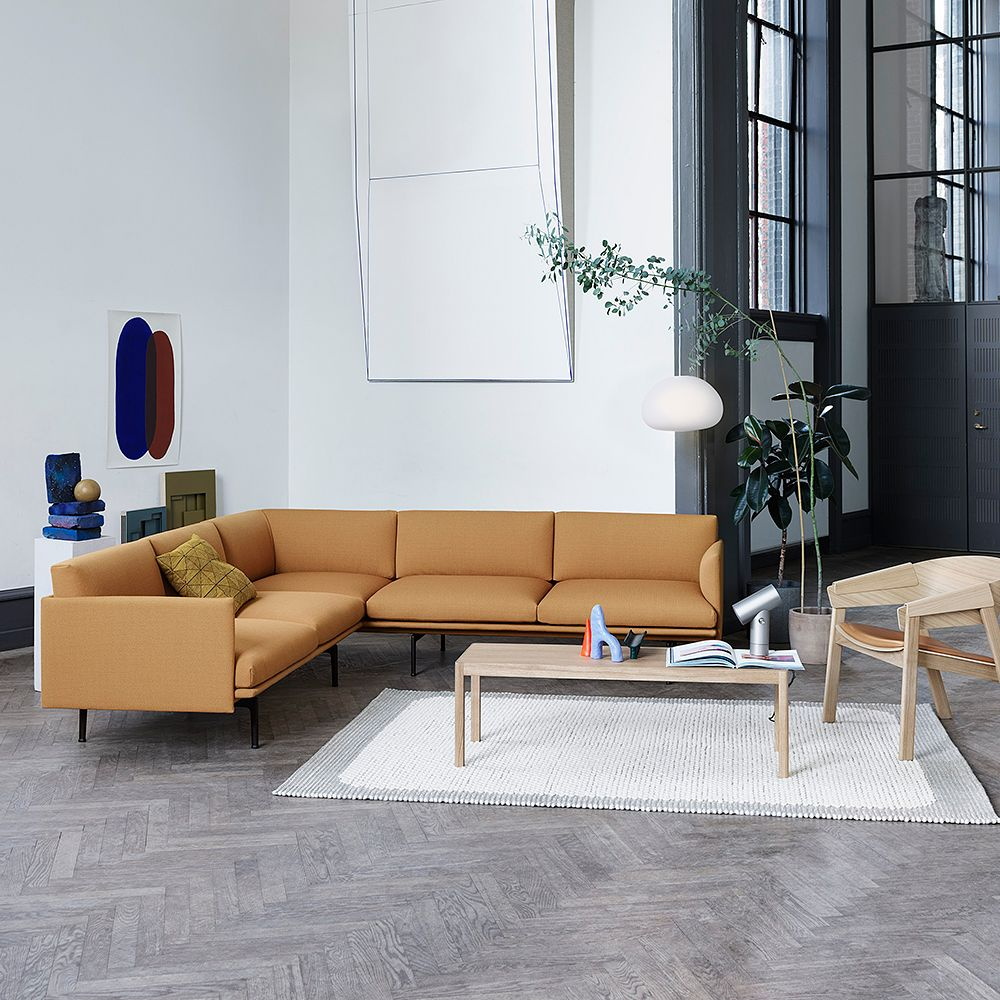 Muuto Oslo Sofa Anderssen Voll Great Design Requires Occasional Friction