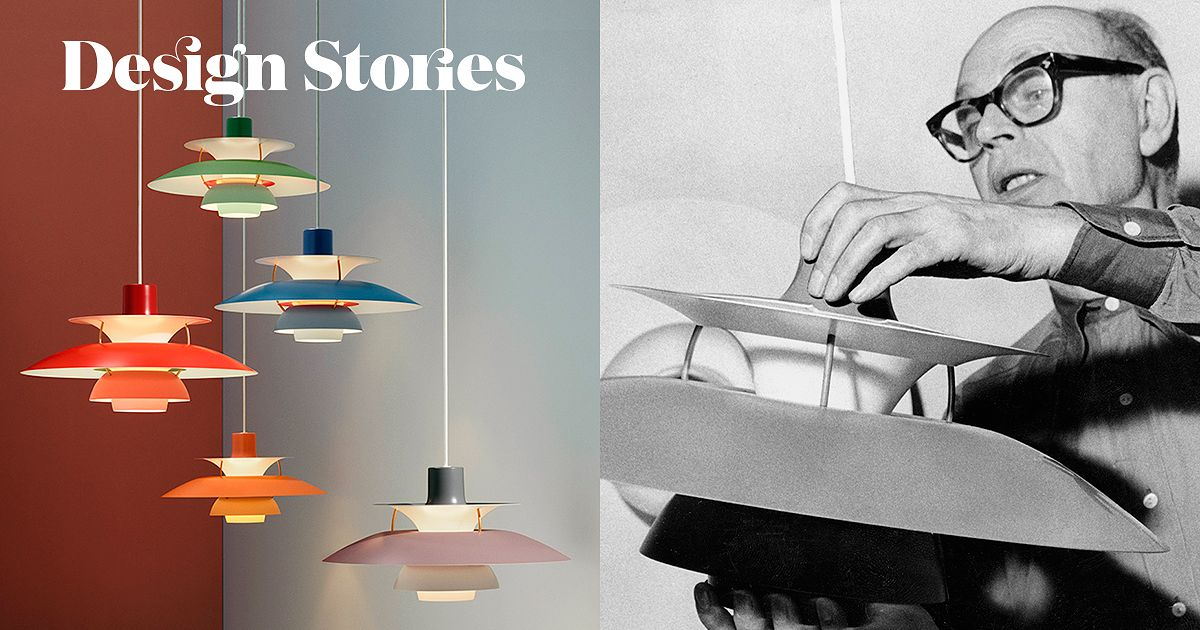 Poulsen Ph5 Poul Henningsen – Pehmeän Valon Taituri | Design Stories